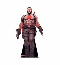 Bloodshot - Valiant Entertainment Cardboard Cutout Life Size Standup