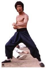 Bruce Lee Cardboard Cutouts Life Size Standups