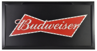 Budweiser LED Wall Sign - Click to enlarge
