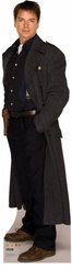 Capt. Jack Harkness from Dr. Who Cardboard Cutout Life Size Standup