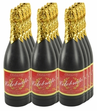 "Champagne Bottle Popper 12"" (24 Pack)"