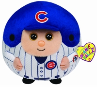 Chicago Cubs Ty Beanie Ball