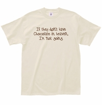 Chocolate in Heaven T-Shirt