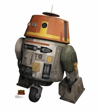 Chopper – Star Wars Rebels Cardboard Cutout Life Size Standup