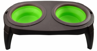Collapsible Pet Bowl - Click to enlarge