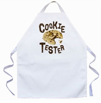 Cookie Tester Kids Apron