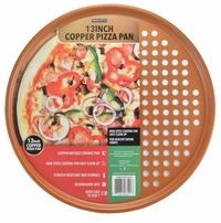 Copper Pizza Pan
