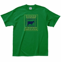 Country Out of Girl T-Shirt