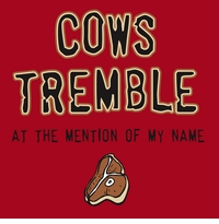 Cows Tremble Apron
