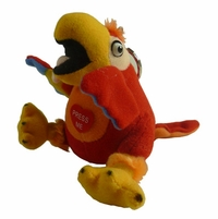 CRAZY PARROT TALKING AND SCREAMING KEY CHAIN