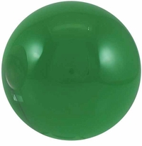"""Crystal Ball Shaped Paperweight, 2"""" Wide (50 mm)"""