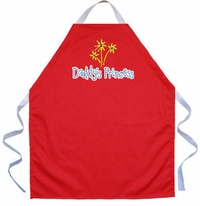 Daddy's Princess Kids Apron