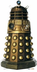 Dalek Caan from Dr. Who Cardboard Cutout Life Size Standup