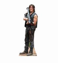 Daryl Dixon 02 (The Walking Dead) Cardboard Cutout Life Size Standup