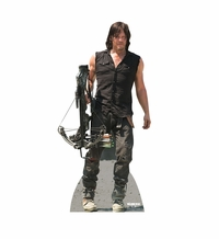 Daryl Dixon (The Walking Dead) Cardboard Cutout Life Size Standup