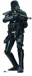 Death Trooper Rogue One: A Star Wars Story Cardboard Cutout Life Size Standup