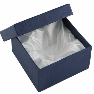 Diamond Box with Fabric - Click to enlarge