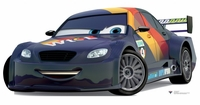 Disney's Cars 2 The Movie Cardboard Cutouts