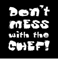 Don't Mess with Chef Apron