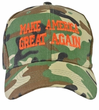 Donald Trump Make America Great Again Hat Camo