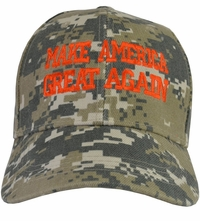 Donald Trump Make America Great Again Hat Desert