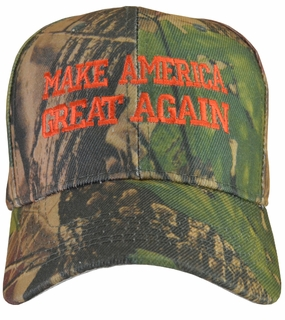 Donald Trump Make America Great Again Hat Hunter - Click to enlarge