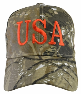 Donald Trump USA 45 Hat - Hunter - Click to enlarge