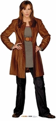 Donna Noble from Dr. Who Cardboard Cutout Life Size Standup