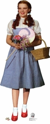 Dorothy - 75th Anniversary The Wizard of Oz Cardboard Cutout Life Size Standup