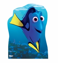Dory � Finding Dory Cardboard Cutout Life Size Standup
