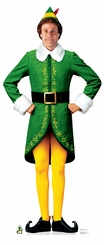 Elf from The Movie Elf Cardboard Cutout Life Size Standup