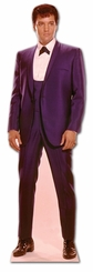 Elvis Presley 60's Blue Suit Cardboard Cutout Life Size Standup