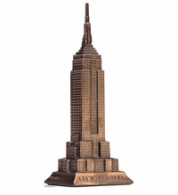 Empire State Building Cardboard Cutout Life Size Standup