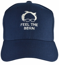 Feel The Bern - Navy Hat