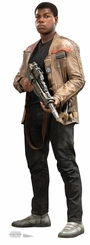 Finn (Star Wars VII: The Force Awakens) Cardboard Cutout Life Size Standup