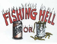 Fishing Hell T-Shirt