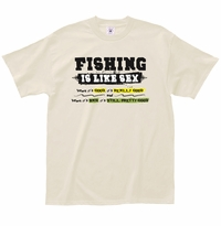 Fishing is Like Sex T-Shirt