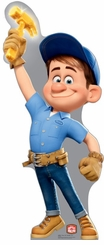Fix-It Felix Jr. from Disney's Wreck-It Ralph Cardboard Cutout Life Size Standup