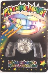 Flashing Teeth Retainer for Mouth
