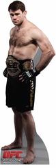 Forrest Griffin from UFC Cardboard Cutout Life Size Standup