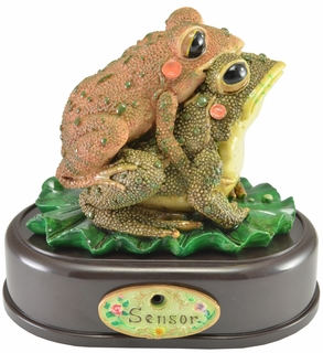 Frog Play Motion Detector Sensor - Click to enlarge