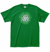 Fun Irish Girls T-Shirt