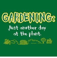 Gardening Day At The Plant Apron