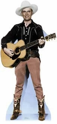 Gene Autry Cardboard Cutout Life Size Standup