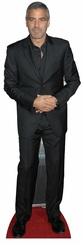 George Clooney Cardboard Cutout Life Size Standup