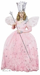 Glinda the Good Witch Wizard of Oz Cardboard Cutout Life Size Standup