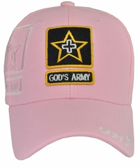 God's Army Pink Hat