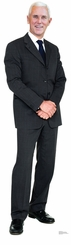 Vice- President Mike Pence Cardboard Cutout Life Size Standup