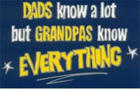 Grandpas Know Everything t-shirt