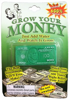 Grow Your Money - Expands 600% - Click to enlarge